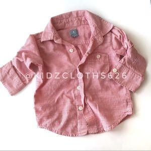 🚗 BabyGap Button Down Shirt